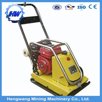 Hydraulic plate compactor for excavator used construction tools sale