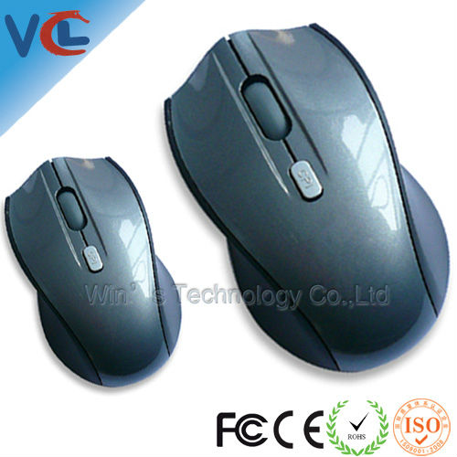 2.4 GHz Wireless Optical Mouse For Computer
