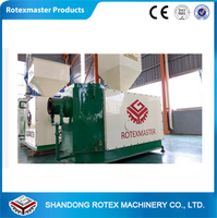 ROTEX MASTER Biomass Sawdust Wood