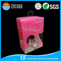 OEM top selling transparent plastic stationery box