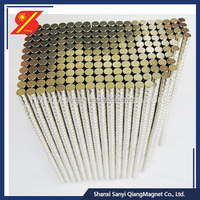 China Supplier High Quality China Supplier High Quality neodymium magnets adhesive 1 2 x 1 8