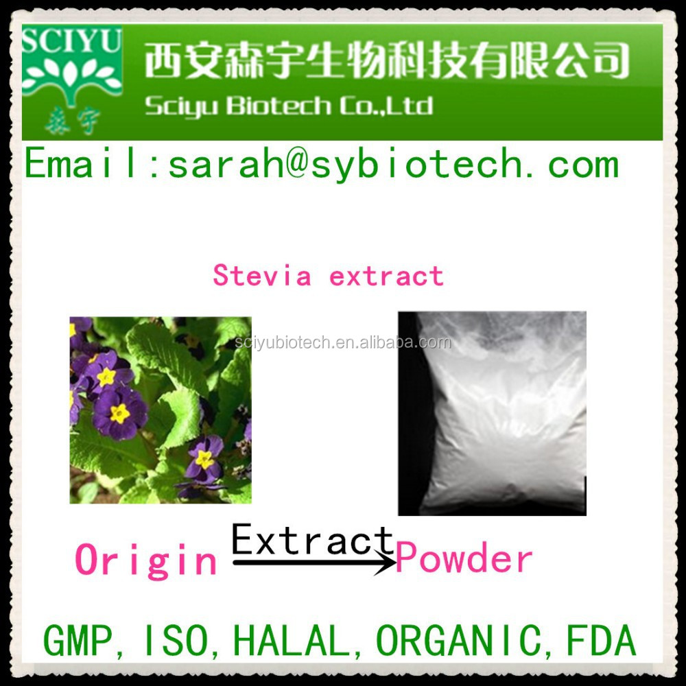 SCIYU Supply stevia sweeteners