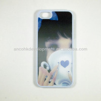 hot selling cheapest price customized 3d case for apple iphone