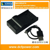 D-LI106 Digital camera video accessories battery USB charger for PENTAX Competible CGA-S005 Battery Charger