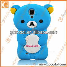Silicone Animal Cartoon Case for Samsung i9500