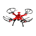 Professional 6 axis rc toy quadcopter drone with hd camera