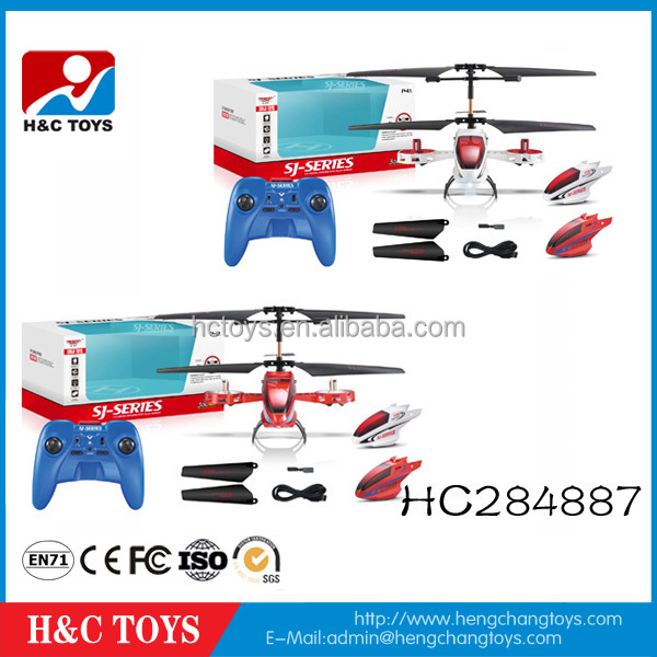 4.5 channel alloy series rc helicopter with gyro for sale HC284887