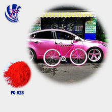 Car High gloss Polyester Chrome Electrostatic Powder Coating