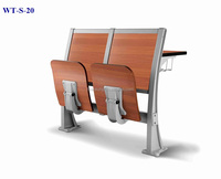 No.WT-S-20 Modern design university desk chair