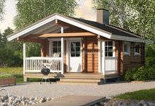 Europe, Australia, Ireland United States Canada prefabricated cheap wooden houses for sale