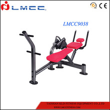 LMCC LMCC9038 Bench Exercise Curved Adjustable AB Bench