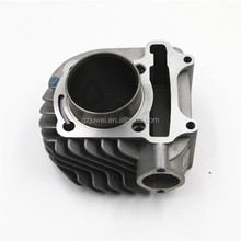 high quality motocycle cylinder for SUPER GY6-125 52.4mm with piston kit