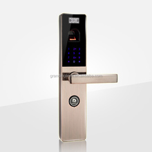 New design digital biometric lock combination of pasword and fingerprint scanner lock