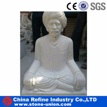 Large Outdoor Antique Marble Garden Statues