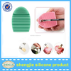 Silicone Brush Cleansing Pad, Silicone Makeup Wahing Brush Cleaner, Eco-friendly Silicone Brush Cleaning Board