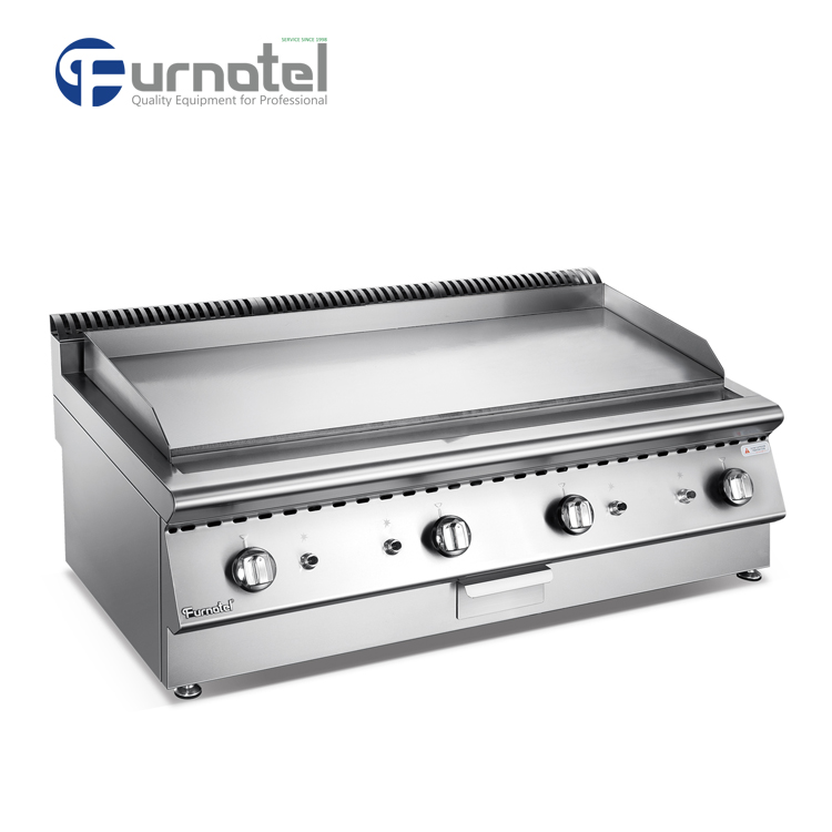 X Series Counter Restaurant Top Gas Griddle Furnotel Brand