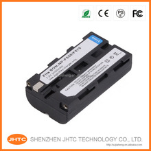 NP-F550 2100mAh Battery is a Long Lasting Battery for Sony HandyCams and LED On-Camera Video Lights Using NP-F550 batteries
