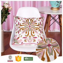 Most Popular Useful ribbon embroidery cushion covers design