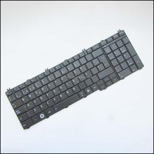 Teclado Spanish SP layout Laptop Keyboard For Toshiba Satellite C650 C655 C660 C665 L650 L655 L670 L750 L770