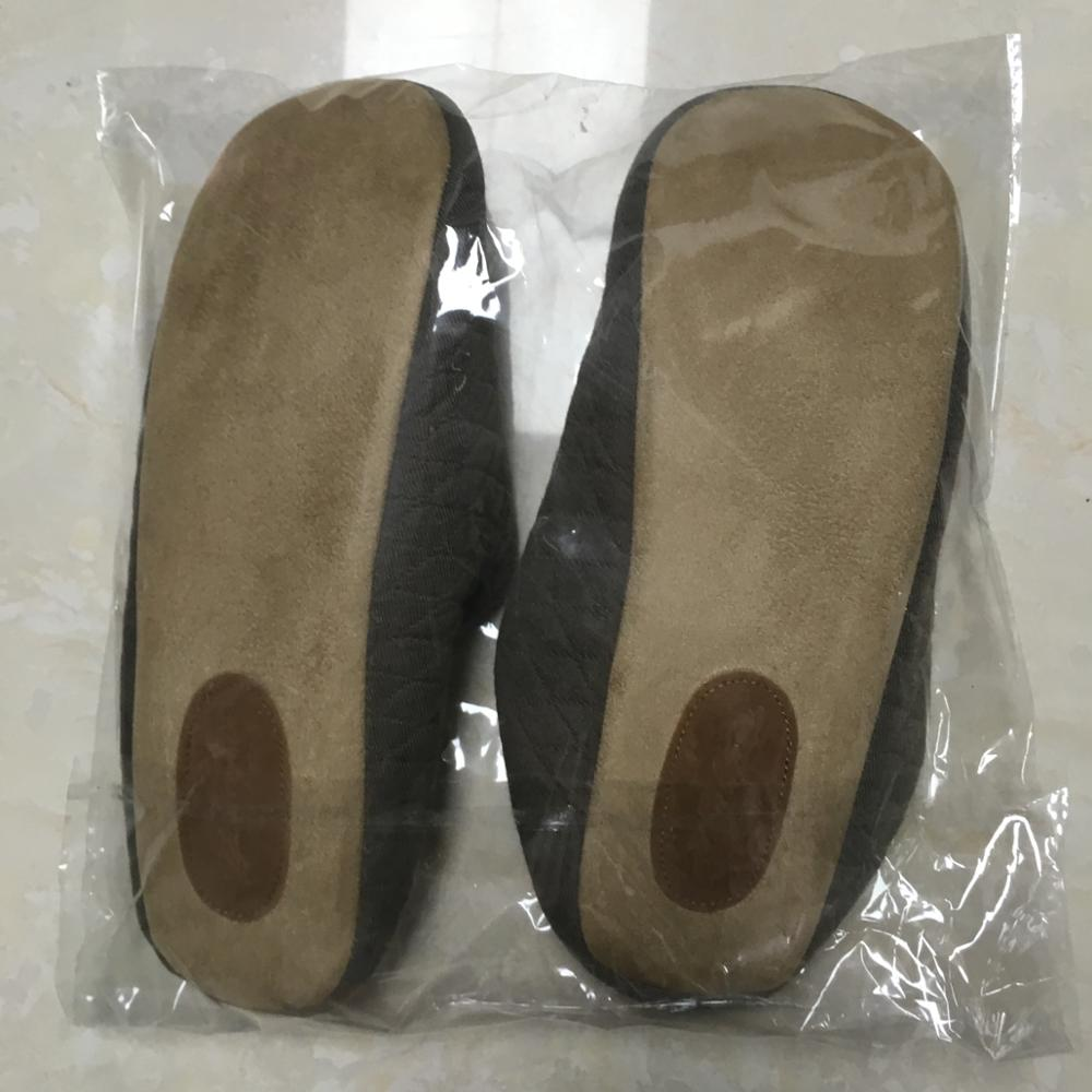 Men slipper 2017 man casual winter warm home flip flop
