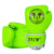 new disign ztty logo printing PU leather training kickboxing boxing gloves