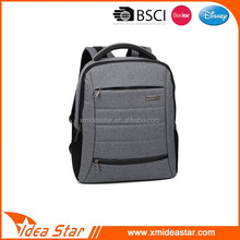 Custom 300D computer case business notebook backpack VL-002 with custom logo