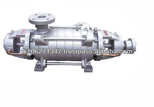 high pressure&high temperature multi-stage pump
