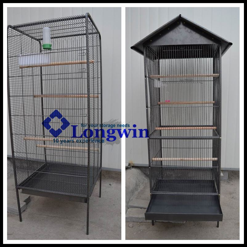 cheapest chain link fencing birds cage