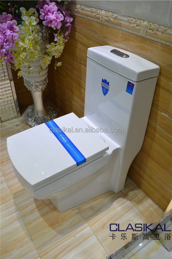 Best selling sanitary ware one piece toilet