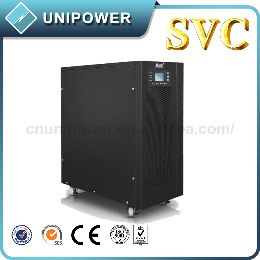 Single Phase Phase High Frequency Pure Sine Wave Online UPS 2000Va