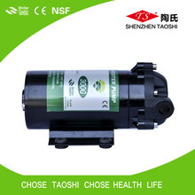 small 300G Green Pump 24V DC/ water booster pump/electric RO pump motor