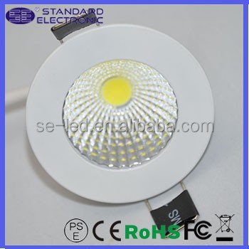Dimmable LED Ceiling Light with CE certificate led recessed ceiling light