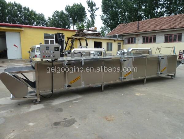 Good Quality Fruit Vegetable Drying Sweet Potato Strip Drying Machine