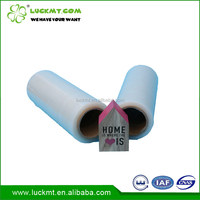 Water Soluble Plastic Film Handle Lldpe Stretch Film