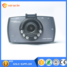 HD 720p dash cam car dvr with 2.7'' lcd screen factory price