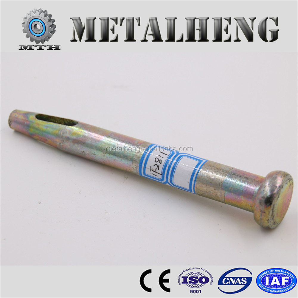 China galvanized concrete formwork fastener stub pin