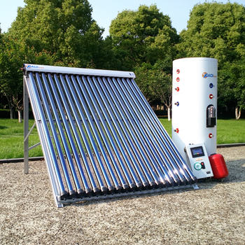 2016 China Famous Fadi Solar Water Heaters (Double Coiler 200Liter)