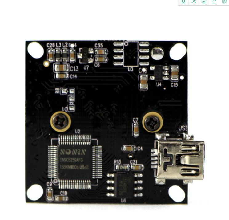 Hot selling USB Camera Module with NVP2441H+IMX291