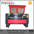 Mini Style CO2 Mixed cutter TSH1390 MDF cutting machine