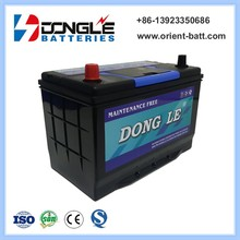 High Power Starting Car Accumulator Battery 12V 85Ah