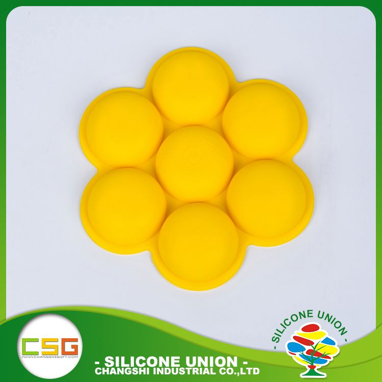 Practical products food grade silicone cake mould