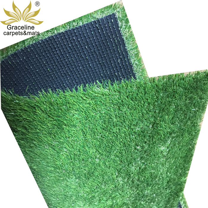 Outdoor waterproof cheap landscaping carpet synthetic grass artificial turf grass for garden