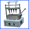 Commercial ice cream cone wafer machine