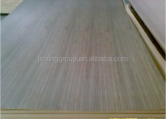 Linyi Best Price Teak Plywood/ Hickory Plywood for Decoration