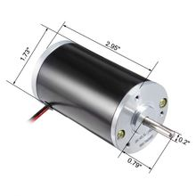 12V 350W Dc Motor Brushless Small Electric Dc Motor 24V 500W