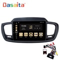 "DASAITA Android 8.0 10.2"" Car radio stereo multimedia player with Navigation multimedia DVD system for kia Sorento 2015 2016"