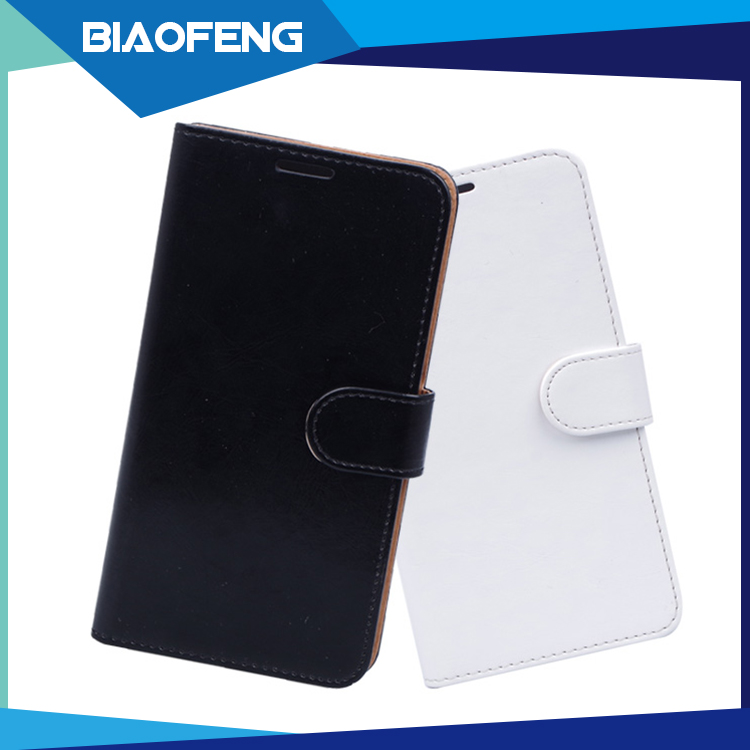 Hot mobile accessories to sell online pu leather wallet cell phone case with credit card slot for samsung galaxy note 5