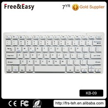 Ultra-Slim Bluetooth Wireless Keyboard for iPad