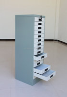 High quality storage metal 15 drawer filing cabinet