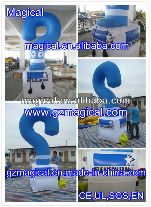 Inflatable model / inflatable advertising model / inflatable promotion model